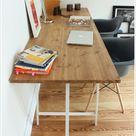 DIY Schreibtisch, günstig & schnell den Schreibtisch selber bauen