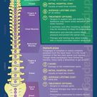 Quadriplegia and Paraplegia Information and Infographic
