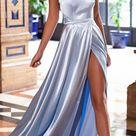 15 Ideas For Long Bridesmaid Dresses   Wedding Dresses Guide