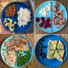 Self-Feeding ideas for 8-12 Month Olds