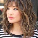 ▷ 1001 + Ideen für trendy Frisuren für mittellanges Haar