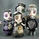 Steampunk Dolls