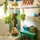 20 Bohemian Bathroom Ideas | Decoholic