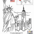 New York City   Worksheet   Education.com