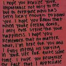 Love Letter To Boyfriend