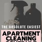 The Best Apartment Cleaning Schedule for Roommates   College Apartment Cleaning Checklist