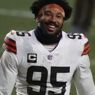Myles Garrett shows off incredible athleticism with 58-inch box jump