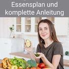 Ketogene Diät: Anleitung und 7 Tage Keto Ernährungsplan zum Abnehmen