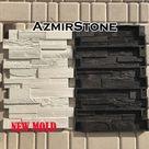 Mold for tile, Rubber mold, Rubber molds for bricks, DIY mold, Concrete brick molds, 3D silicone form, Silicone mold gypsum concrete, R006