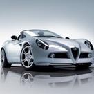 2009 Alfa Romeo 8C Spider.   Are you kidding me