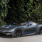 Aston Martin Vulcan 2015 – une nouvelle fusée en fibre de carbone