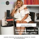 VIP Brand Champion Done for You Brand Development - One on One Done for You Branding Services