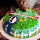 Giddy up..horse cake