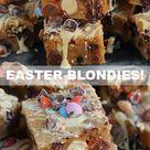 Easter Blondies! - Jane's Patisserie