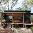 The Lilypad   A Cozy Container Vacation Home