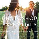 220 Professional Photoshop Actions  @creativework247