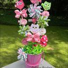 Bow Bouquet