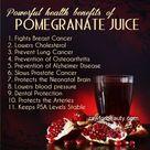 Pomegranate Juice