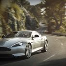 New Aston Martin DB9