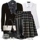 Skirt Boots