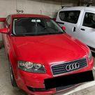 Audi A3 Pegatina B
