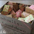 Hochzeits-Countdown