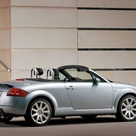 2004 2005 Audi TT 3.2 Quattro   Modern Racer   Auto Archive   Pictures