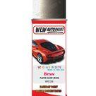 Bmw 2 Series Platin Silver Wc08 Car Aerosol Spray Paint Rattle Can   Single Basecoat Aerosol Spray 400ML