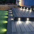 WELL DONE  You've found the Graphite Grey composite decking