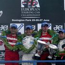 Framed Photo. 2004 European Touring Car Championship  Donington