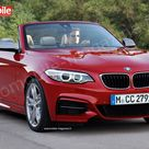 2015 BMW 2 Series Convertible   RENDERING