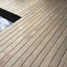 Holzterrasse verlegen ohne Schrauben | BS-Holzdesign