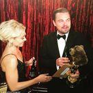 Hollywood stars share their Oscars experience on social media