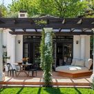 Kendall Jenner's house in L.A., which she bought from actor Charlie Sheen