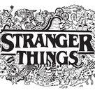 Stranget Things desenho