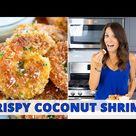 Easy Coconut Shrimp with Pineapple Dipping Sauce   Evolving Table