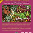 Dungeon Crawl Classics 38 Escape from the Forest of Lanterns – PDF