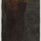 Odilon Redon - Prophet - fine art print - Canvas print / 30x60cm - 12x24