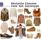 Informatie, kenmerken, kleren, kleuren, make-up lentetype