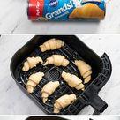 Air Fryer Crescent Rolls Dough Canned Refridgerated | Air Fryer World