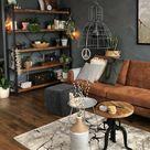 Industrieel interieur en meubels - Makeover.nl