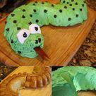 Snake Cakes