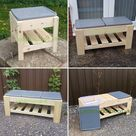 Standard Wooden Sand and Water Table. Triple Box Table. Sand, Water or Mud. Sensory Play Table.  Garden Sandpit. Sensory Bench.