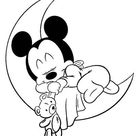 100+ Mickey Mouse Coloring Pages FREE