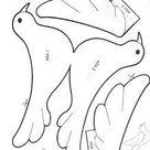 Vogels knutselen - inspiratie voor vogels van papier, vilt, verf, wasknijpers