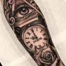 39+ Amazing and Best Arm Tattoo Design Ideas For 2019 - Page 22 of 39 - Womensays.com Women Blog