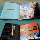 Magazine Media Kit Booklet Template