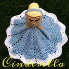 Crochet Security Blanket