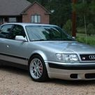 Well Built 1992 Audi S4