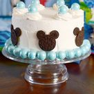 Mickey Mouse Baby Shower ⋆ Sprinkle Some Fun